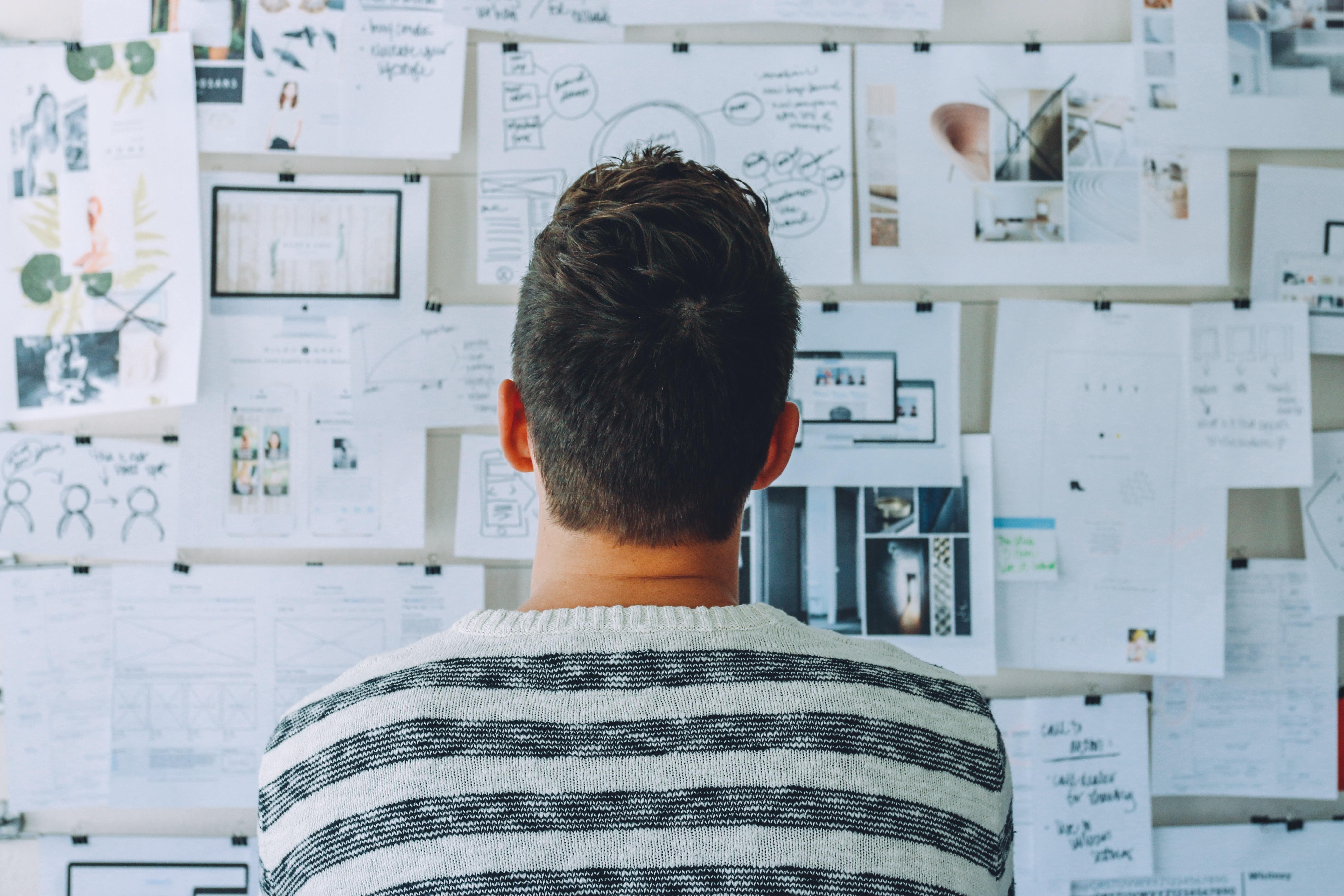 Individuelle Marketing Konzept Erstellung
